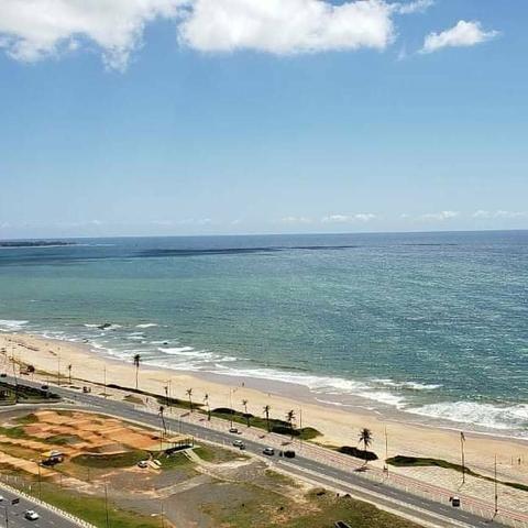 Apartamento 4 quartos frente do Mar de Patamares . Oportunidade Hemisphere 360 - Foto 7