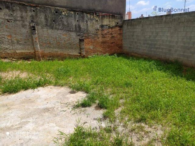 Terreno para alugar, 174 m² por R$ 1.500,00/mês - Bela Vista - Jundiaí/SP - Foto 5