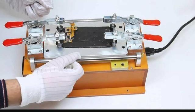 Separador do touch LCD - Foto 5