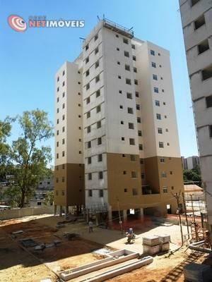 Apartamento à venda com 3 dormitórios em Conjunto califórnia, Belo horizonte cod:577949 - Foto 20