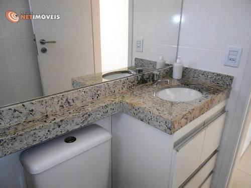 Apartamento à venda com 3 dormitórios em Conjunto califórnia, Belo horizonte cod:577949 - Foto 13