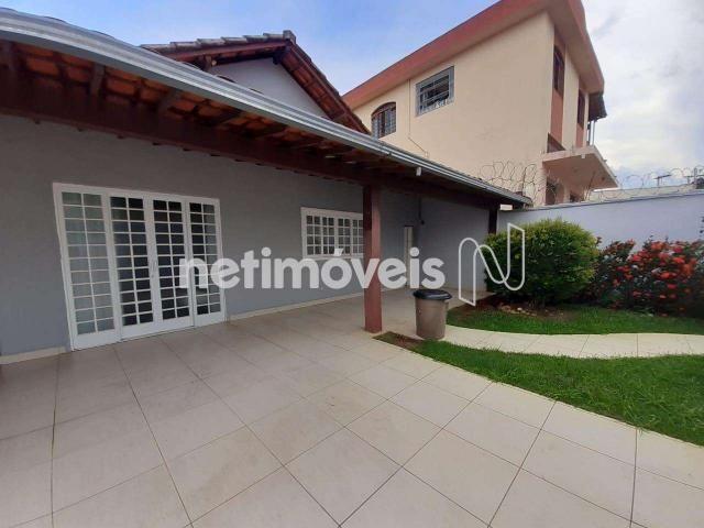 Casa à venda com 3 dormitórios em Alípio de melo, Belo horizonte cod:499489