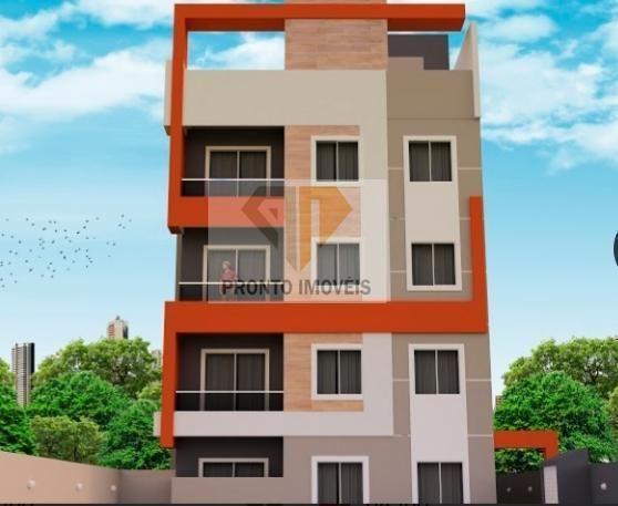 Apartamento para Venda em São José dos Pinhais, SÃO CRISTOVÃO, 3 dormitórios, 1 banheiro,  - Foto 2