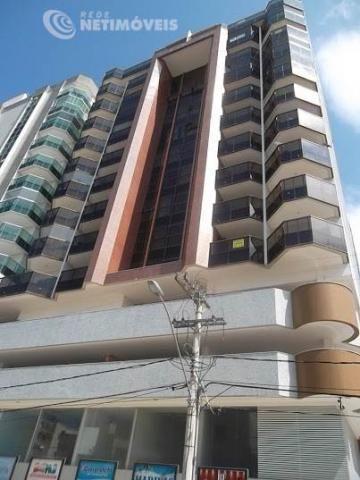 Apartamento à venda com 3 dormitórios em Praia do morro, Guarapari cod:571292