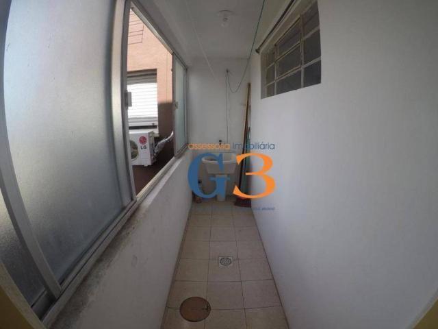 Kitnet com 1 dormitório para alugar, 30 m² por R$ 500/mês - Centro - Rio Grande/RS - Foto 2