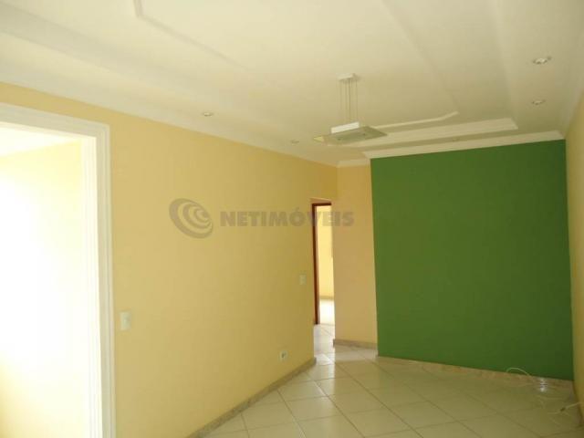 Apartamento à venda com 3 dormitórios em Heliópolis, Belo horizonte cod:476903 - Foto 3