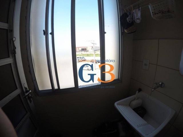 Apartamento com 2 dormitórios à venda, 45 m² por R$ 125.000,00 - Vila Braz - Rio Grande/RS - Foto 8