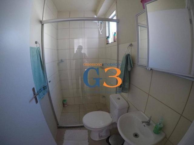 Apartamento com 2 dormitórios à venda, 45 m² por R$ 125.000,00 - Vila Braz - Rio Grande/RS - Foto 10