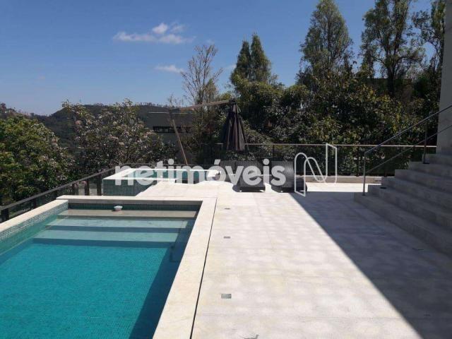 Casa à venda com 4 dormitórios em Vila alpina, Nova lima cod:773404 - Foto 3
