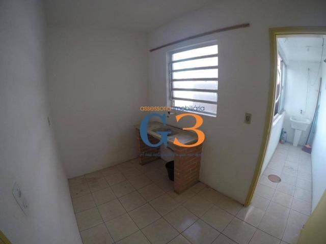 Kitnet com 1 dormitório para alugar, 30 m² por R$ 500/mês - Centro - Rio Grande/RS - Foto 4