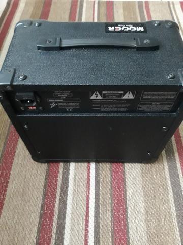 Amplificador de contrabaixo meteoro 15w - Foto 2