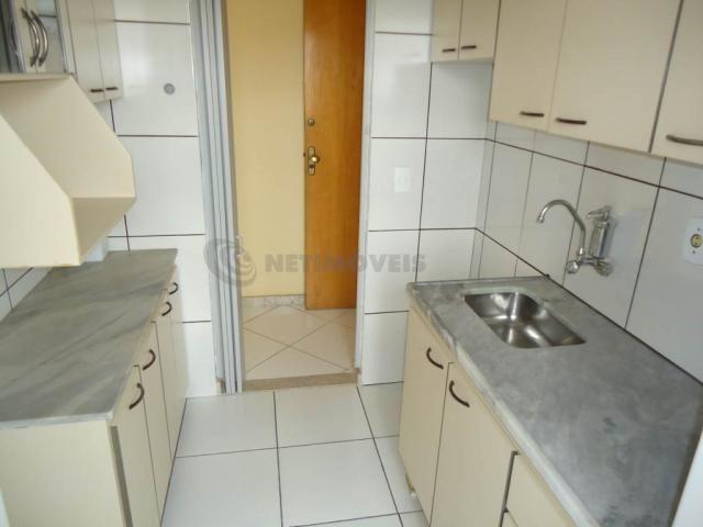 Apartamento à venda com 3 dormitórios em Heliópolis, Belo horizonte cod:476903 - Foto 5