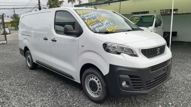 Furgão Diesel 0km, completo, Peugeot Expert 1.6 Turbo Diesel, Financia 100% - Foto 13