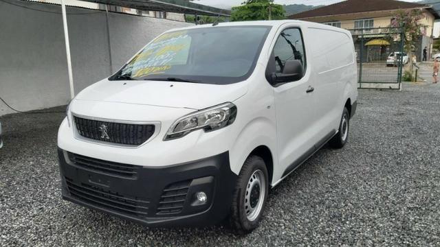 Furgão Diesel 0km, completo, Peugeot Expert 1.6 Turbo Diesel, Financia 100%