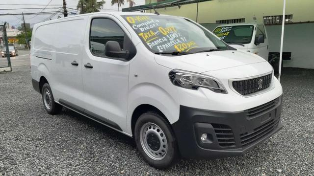 Furgão Diesel 0km, completo, Peugeot Expert 1.6 Turbo Diesel, Financia 100% - Foto 3