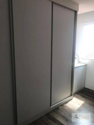 Casa com 2 dormitórios à venda, 75 m² por R$ 310.000 - Villa Flora Hortolandia - Hortolând - Foto 4