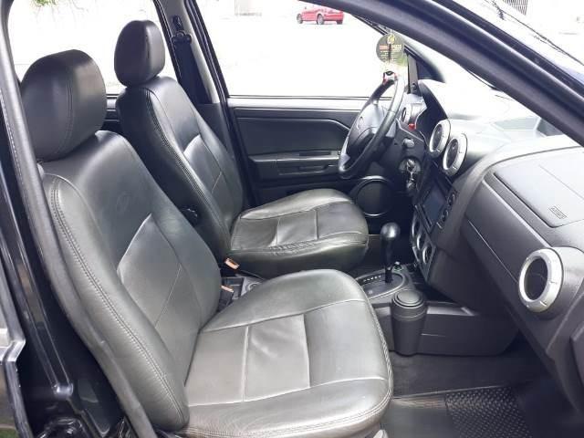 Ecosport xlt 2.0, gasolina, câmbio automático, completo, air bag, abs - Foto 8