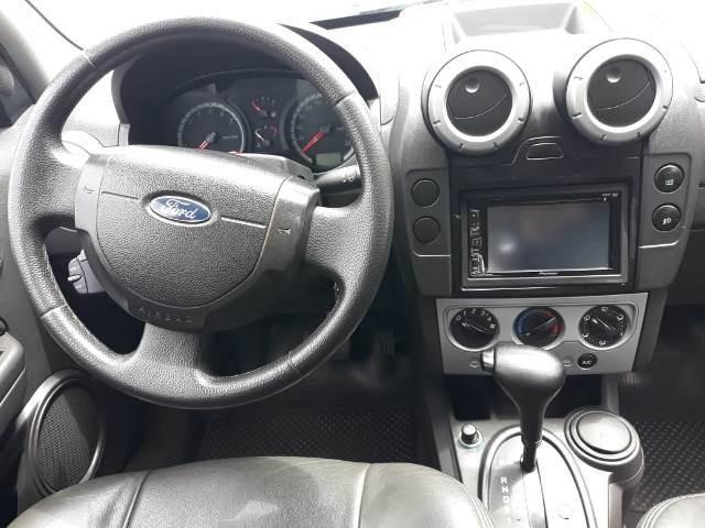 Ecosport xlt 2.0, gasolina, câmbio automático, completo, air bag, abs - Foto 10