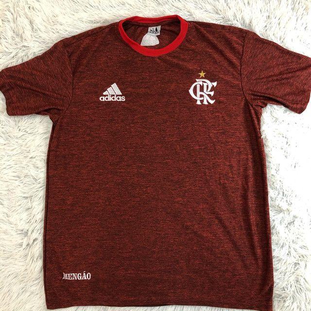 Camisas de clubes brasileiros e europeus  - Foto 6