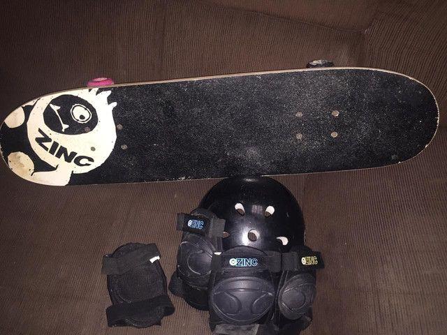 Skate zinc - Foto 2