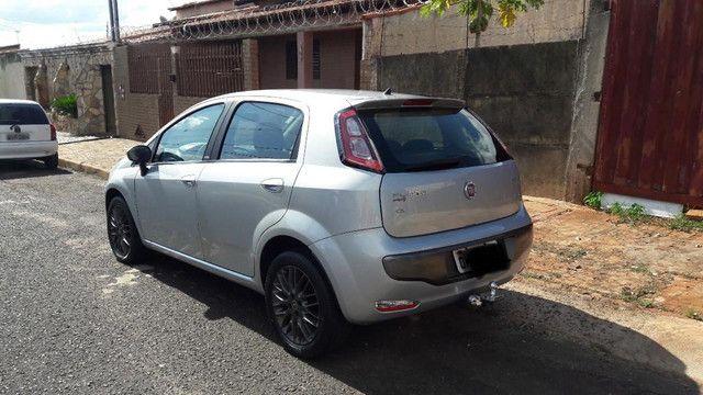 Fiat Punto IPVA2021 PAGO - Foto 4