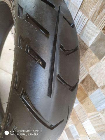 299.00 pneu semi novo 170-50-17 - Foto 3