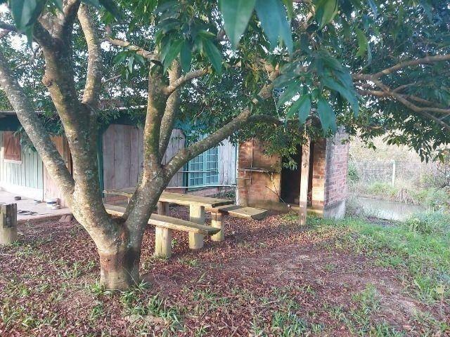 Velleda oferece, sitio 2500 m² com açude, antes do pedágio de viamão - Foto 6