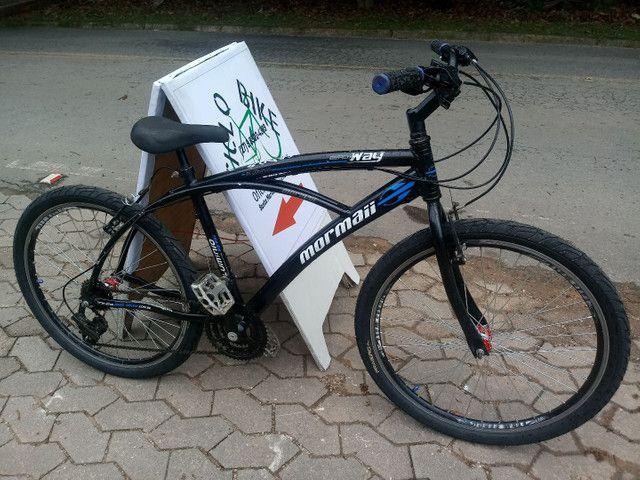 Vendo bicicletas semi novas - Foto 3
