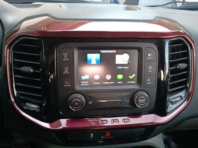 Fiat-Toro freedom 1.8 aut+Gnv Financiamos sem comprovação de renda - Foto 10