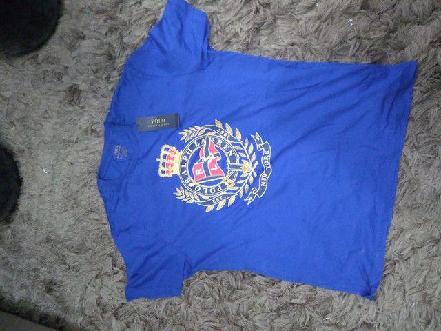 Camiseta Ralph Lauren - Foto 2