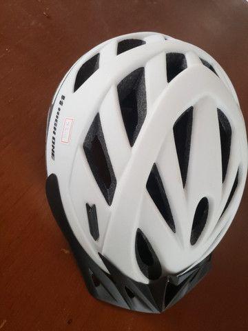 Capacete Bike regulável - Foto 2