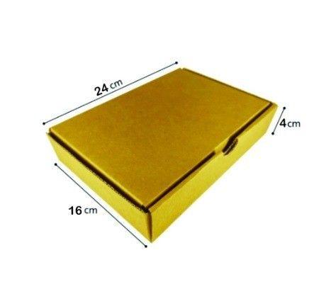 Pac mini/correios Caixas de Papelão 24x16x4