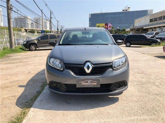 Renault Logan 2020 1.0 12v sce flex authentique manual - Foto 2