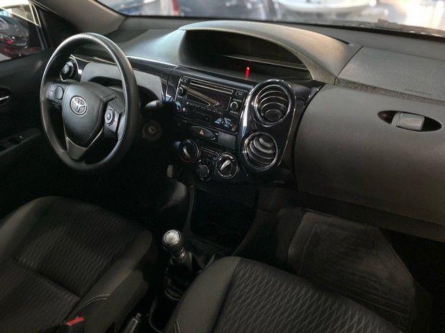 Toyota Etios Sedan X Plus 1.5 Completo 2020 - Foto 9