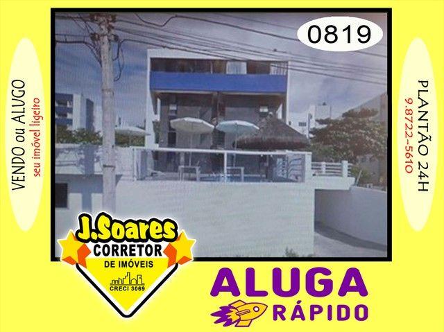 Manaíra, Beira-Mar, 2 quartos, 60m², R$ 1550 C/Cond, Aluguel, Apartamento, João Pessoa