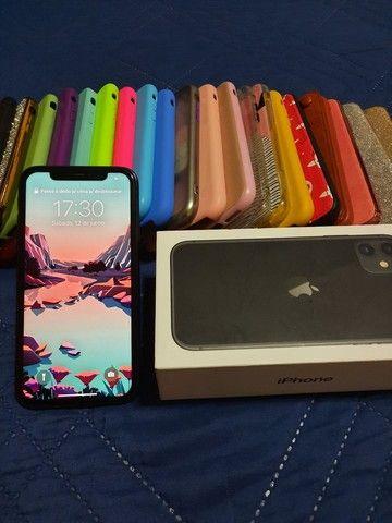 IPhone 11 64gb Cx/NF/Cases