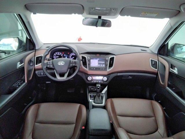 Hyundai Creta 2.0 16V FLEX PRESTIGE AUTOMATICO - Foto 9