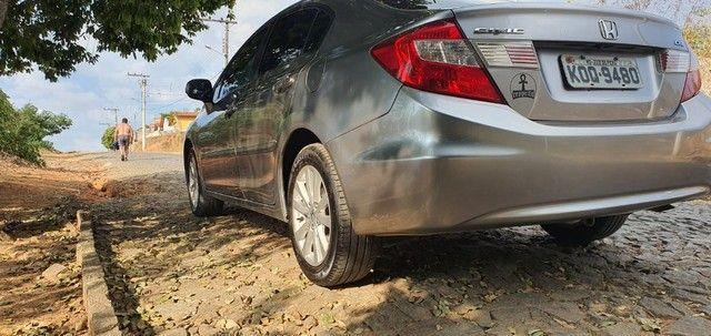 Honda Civic 2012 - Sedan - Foto 5