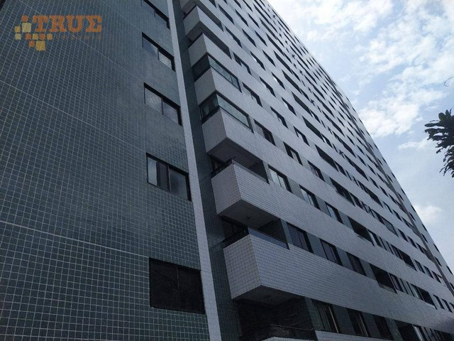 Apartamento com 3 dormitórios à venda, 72 m² por R$ 430.000,00 - Aflitos - Recife/PE - Foto 13