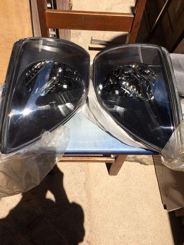 Faróis Mitsubishi Eclipse