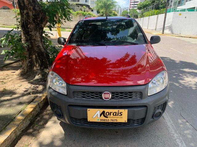 Strada HD cab.dupla 3 portas 2018 ( 60x 987 + entrada) - Foto 9