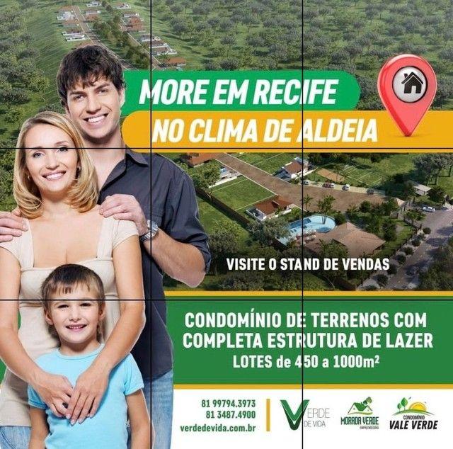 Repasse Terreno 18 x 25 Condominio Vale Verde. - Foto 6