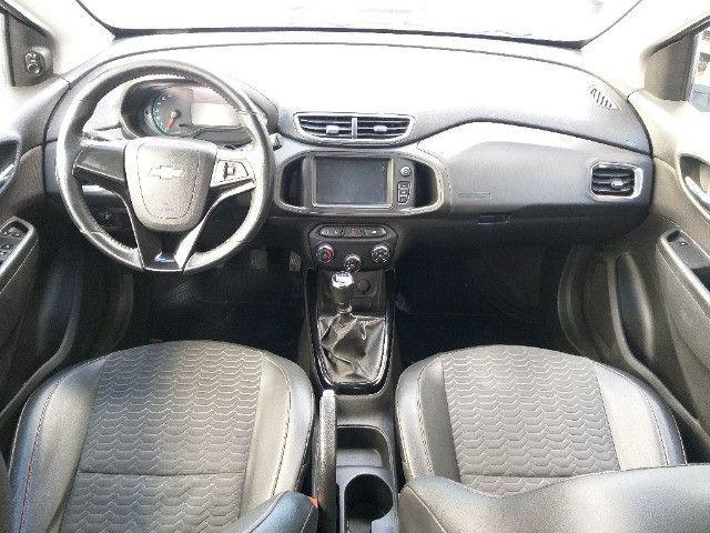 Chevrolet - Onix - LTZ - 1.4 - 2017/2018 - Flex - Foto 8