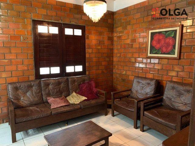 Casa com área gourmet em condomínio fechado, à venda - Gravatá/PE - Foto 7