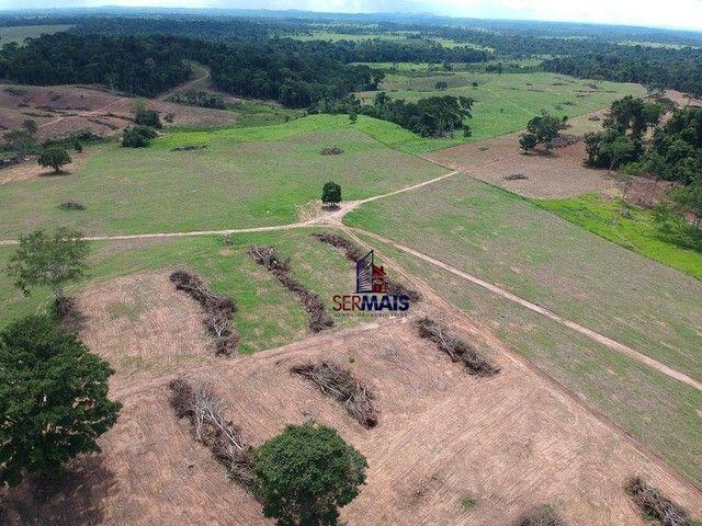 Sítio à venda, por R$ 3.500.000 - Zona Rural - Presidente Médici/RO - Foto 9