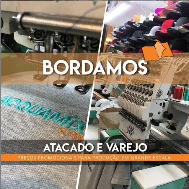 Boné Personalizado Bordado - Foto 3