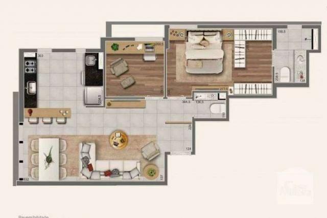 Lourdes 1580 - 60m² a 71m² - 2 quartos - Belo Horizonte - MG - Foto 7