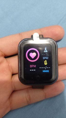 Smartwatch D20 Y68 novo na caixa - Foto 5
