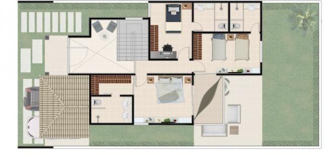 Casa a venda em Condomínio no Eusébio de 3 quartos - Foto 7