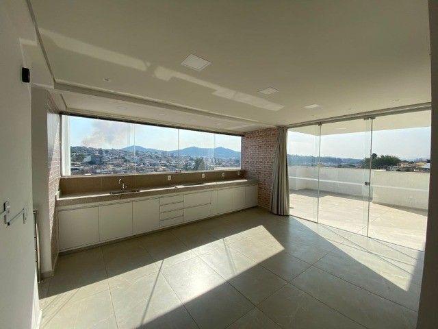 Apartamento cobertura à venda, 2 quartos, 3 banheiros - Pará de Minas/MG. - Foto 5
